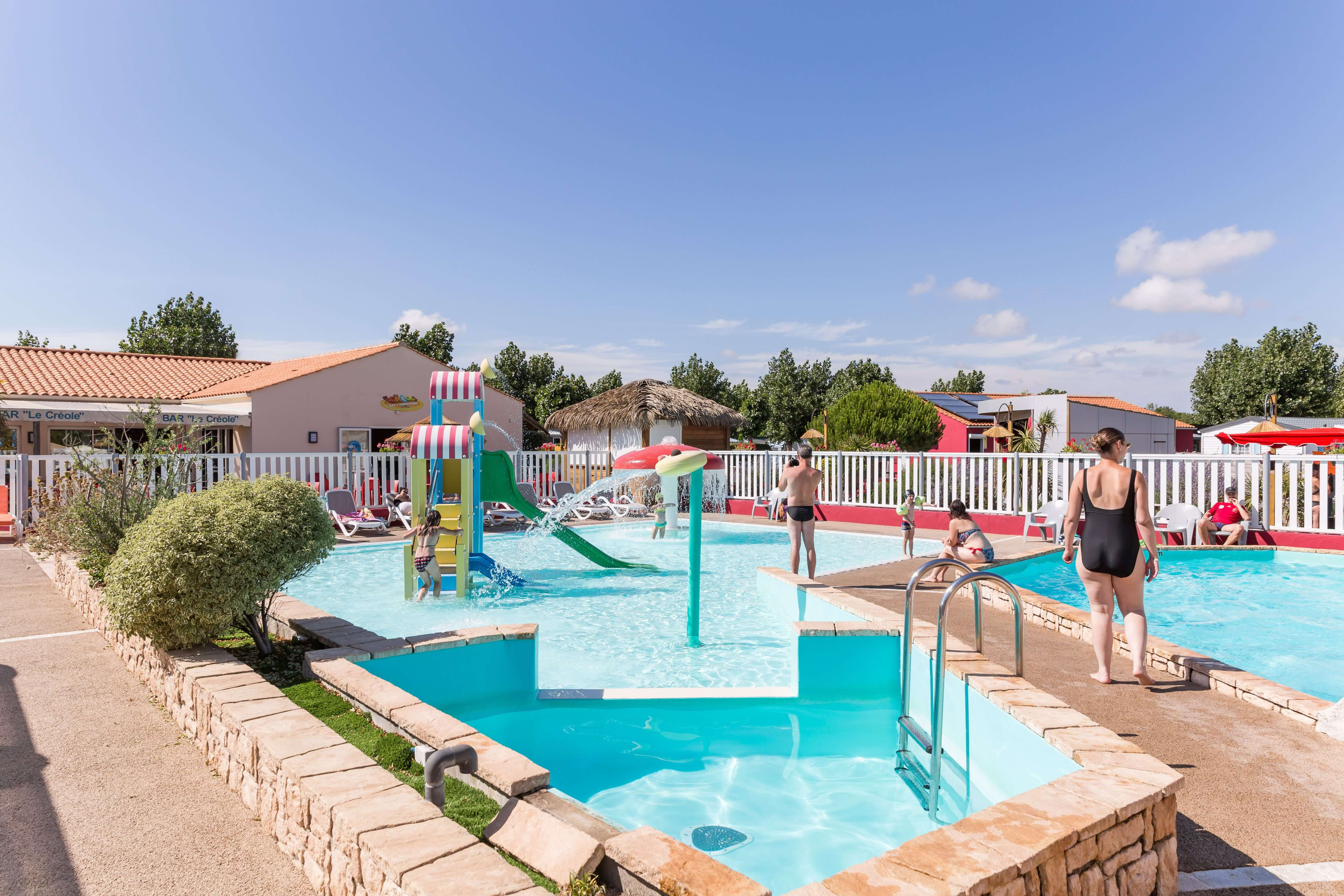 Holidays at the campsite La Pomme de Pin - St Hilaire de Riez
